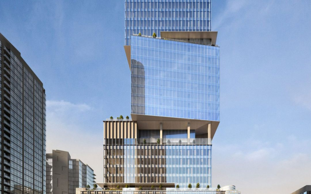 1133 MELVILLE | THE STACK